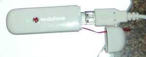 Vodafone E172 (Huawei Mobile Connect) USB adapter