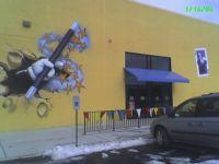 The entrance to Unbelieva-Bills in Waldwick, NJ.