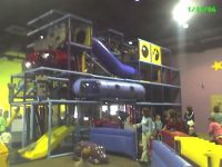 The Enchanted Kingdom play area at Unbelieva-Bills in Waldwick, NJ.