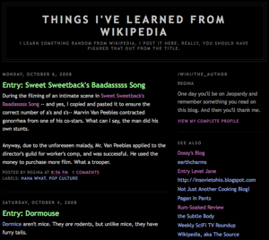 Screenshot of http://thankswiki.blogspot.com/ on 2008-10-07