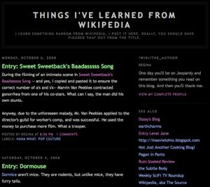 Screenshot of http://thankswiki.blogspot.com/ on 2008-10-07