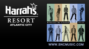 Straight No Chaser at Harrah's