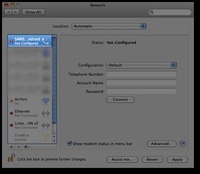 Mac screenshot 1